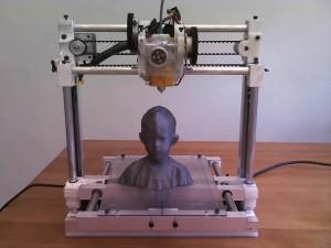 3D-Drucktechnologie