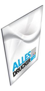 Alu-Dibond Werbeschild