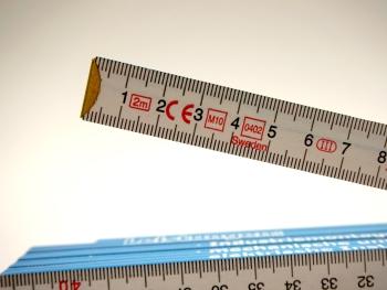 Zollstock - Meterstab